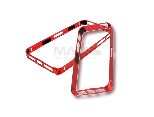 iPhone5/5S/SE 超薄鋁合金邊框 0.7mm 金屬邊框 螺絲 保護殼 metal bumper
