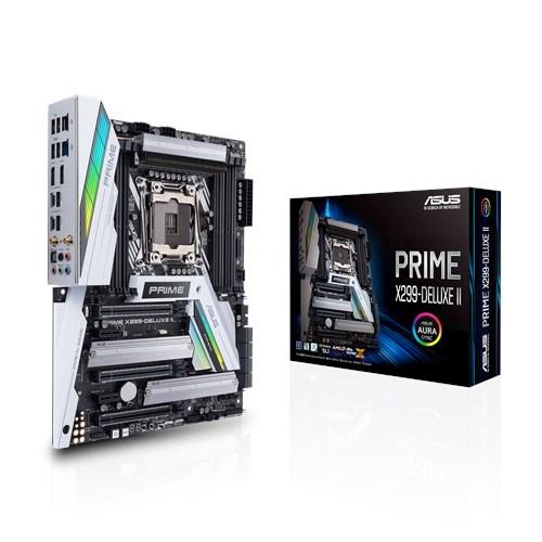 【綠蔭-免運】華碩 PRIME-X299-DELUXE-II 主機板