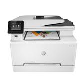 【高士資訊】HP Color LaserJet Pro M281fdw 彩色 雙面 雙頻 多功能 傳真 事務機