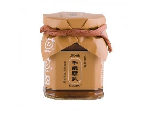 甘寶 桃米泉 原味千歲腐乳 220g/罐