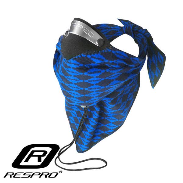 英國 RESPRO BANDIT 過濾PM2.5領巾式口罩( 三色 )
