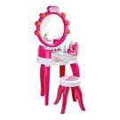 《 MATTEL 》芭比時尚聲光化妝桌椅組 / JOYBUS玩具百貨