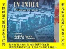 二手書博民逛書店informal罕見sector in india印度非正規部門Y204047
