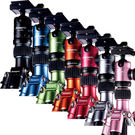 24期零利率 Fotopro TX-PRO2 TXPRO2 TX PRO2 鋁鎂合金炫彩系列專業三腳架(共7色/公司貨)