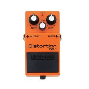 BOSS DS-1 失真效果器 【破音/過載/distortion / DS1/電吉他單顆效果器】