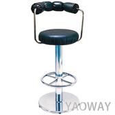 【耀偉】不鏽鋼高吧椅E512-餐椅/會客椅/洽談椅/工作椅/吧檯椅/造型椅/高腳椅/