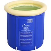 浴缸 家用浴盆泡澡桶成人塑料沐泡浴桶加厚折疊充氣浴缸洗澡桶澡盆RM