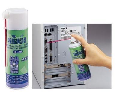 雙鶖牌 FLYING  CL-707 電子接點清潔劑    / 瓶