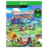 [哈GAME族]2020.12.08上市 Xbox Series X 胡鬧廚房!全都好吃 中英文合版 收錄《煮過頭》1+2 所有內容