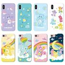 Care Bears 彩虹熊 硬殼 手機殼│S7 Edge S8 S9 S10 S10E Note5 Note8 Note9 Note10│ z8916