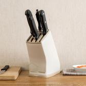 多功能多口檯面刀具架 刀具整理架收納架 瀝水菜刀架 隨機出貨【AA276】《約翰家庭百貨