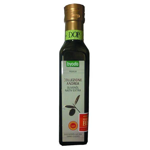 Byodo 德國有機D.O.P 特級初榨橄欖油 250ml 12瓶組