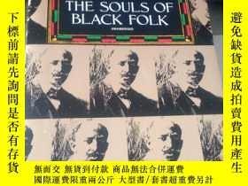 二手書博民逛書店THE罕見SOULS OF BLACK FOLKY3701 W.