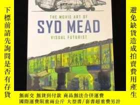 全新書博民逛書店[]原版賽得米德電影藝術The Movie Art of Syd Mead: VisualY262452 Mo