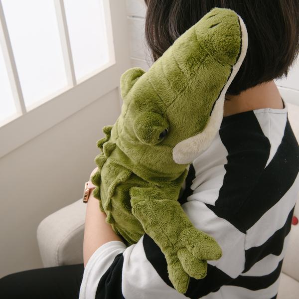 【店長超值推薦6折起】皮皮鱷魚玩偶(中)80CM-生活工場