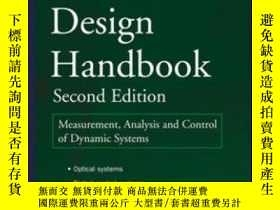 二手書博民逛書店Mechanical罕見Design Handbook Second Edition: Measurement A
