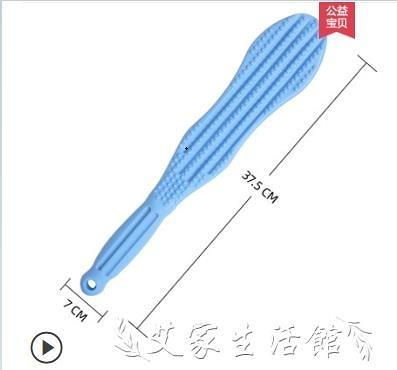 拍痧板拍養生敲打錘按摩棒矽膠保健捶背按摩器捶腿部拍痧板