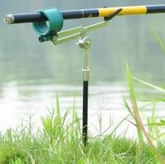 [協貿國際]  自動抱竿釣魚支架