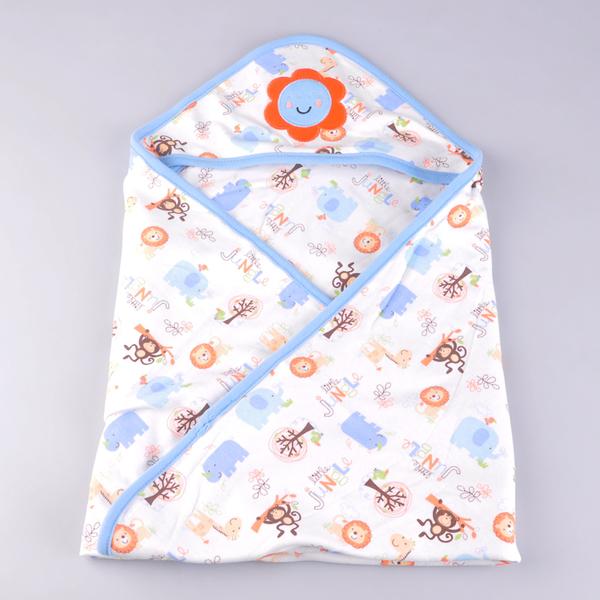 禮物包裝 雙層純棉包巾抱被 包巾 新生兒 嬰兒 滿月 彌月 橘魔法 Baby magic 現貨 寶寶包巾