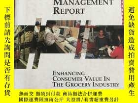 二手書博民逛書店Category罕見Management ReportY4615