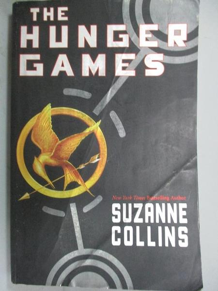 【書寶二手書T9/原文小說_HCN】The Hunger Games_Suzanne Collins