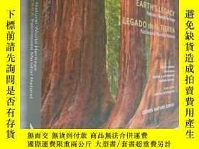 二手書博民逛書店Earth s罕見Legacy: Natural World H
