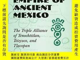 二手書博民逛書店【罕見】The Tenochca Empire Of Ancie