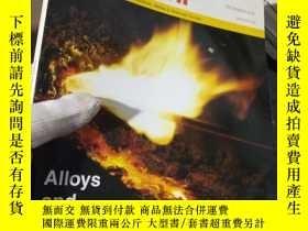 二手書博民逛書店Alloys罕見and ProductionY15389 出版2