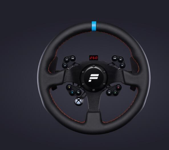 [2美國直購] fanatec 方向盤 ClubSport Steering Wheel R330 V2 for Xbox