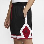 NIKE 短褲 JORDAN 黑白紅 側邊LOGO 球褲 男 (布魯克林) CV6023-010