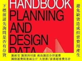 二手書博民逛書店Metric罕見Handbook: Planning and D