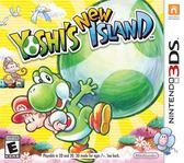 3DS Yoshi s New Island 耀西 New 島(美版代購)
