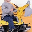 挖掘機玩具 挖掘機玩具車可坐人超大號鉤機男孩滑行工程挖挖機挖土車TW【快速出貨八折搶購】