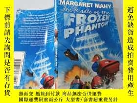 二手書博民逛書店The罕見Riddle of the Frozen Phantom:冰凍幽靈之謎Y200392