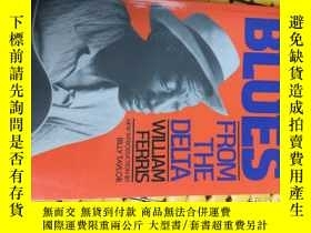 二手書博民逛書店blues罕見from the deltaY58485 will