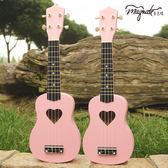 烏克麗麗夏威夷四弦木制吉他ukuleleT