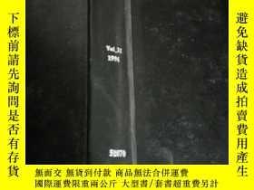 二手書博民逛書店filtration罕見and separation vol.3