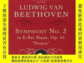 二手書博民逛書店Symphony罕見No. 3 In E-flat Major, Op. 55Y255562 Ludwig V