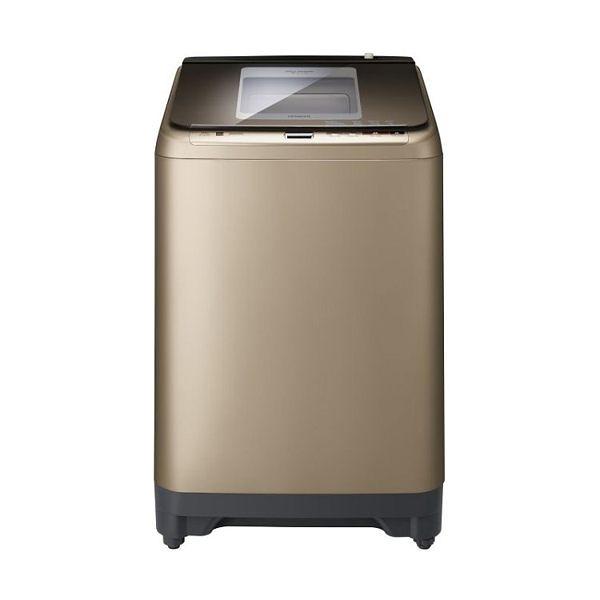 日立HITACHI 24公斤變頻 自動槽洗淨洗衣機 SF240XWV(免運費)