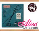 【小麥老師 樂器館】二胡弦 南胡弦 二胡 南胡 鋼弦 銀弦 纏絲 Alice AT9【A453】