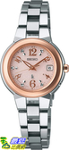 [8東京直購] TOKYO-ZW Seiko 手錶 Lukia日常生活用加強防水(10個大氣壓) ssqw016女士