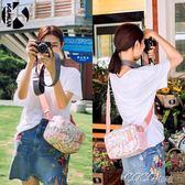 攝影背包 a6000微單相機包女a7r2富士xa20可愛m6佳能m100側背m3攝影便 coco衣巷