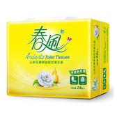 春風 山茶花精華抽取式衛生紙 100抽*24包【愛買】