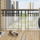 狗擋板室內陽台防護欄泰迪隔離門欄貓柵欄免打孔塑料 1片裝(50*70cm) 店慶降價