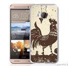 ✿ 3C膜露露 ✿【公雞*立體浮雕硬殼】HTC ONE ME手機殼 手機套 保護套 保護殼