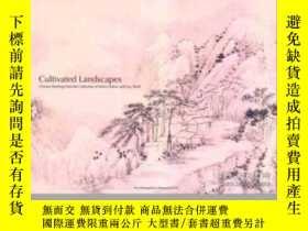 二手書博民逛書店Cultivated罕見LandscapesY256260 Maxwell Hearn Yale Univer