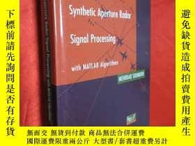 二手書博民逛書店Synthetic罕見Aperture Radar Signal