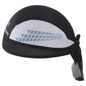 自行車頭巾 抗紫外線-雙色拼接經典黑爵男女單車運動頭巾73fo42【時尚巴黎】
