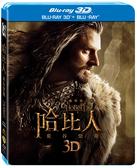 【停看聽音響唱片】【BD】哈比人:荒谷惡龍 3D+2D 四碟版