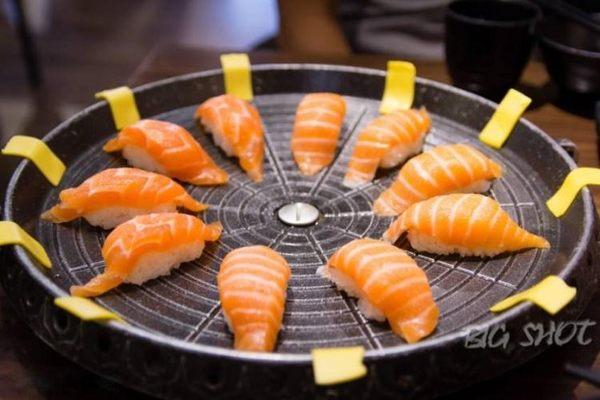 烤盤韓式卡式爐烤盤麥飯石便捷家用戶外燒烤爐烤肉盤烤肉鍋【大咖玩家】